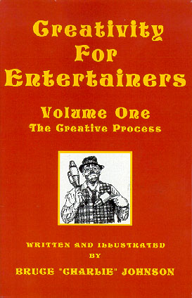 Creativity For Entertainers Volume One Cover